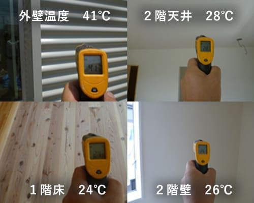 住宅環境性能 夏モード