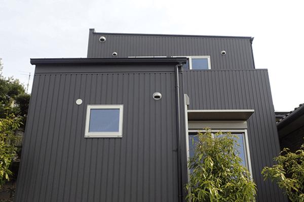屋根BOXデザイン