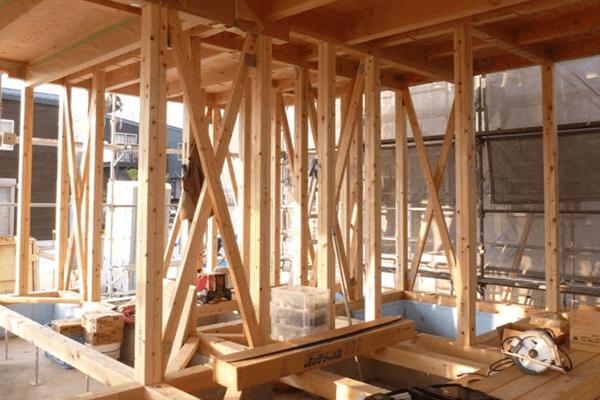 家ができるまでの流れ 構造用金物設置