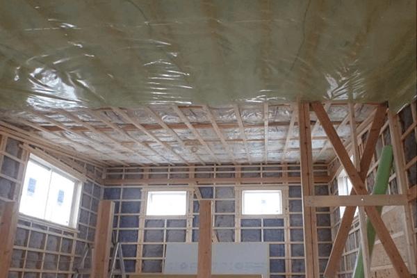 家ができるまでの流れ 天井造作工事