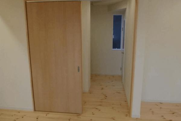 家ができるまでの流れ 内部建具工事
