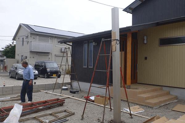 家ができるまでの流れ 外構工事